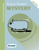 Rogue Rodent Mystery - A Crime Scene Investigation Complete Set