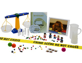 The Rogue Rodent Mystery Essential Supply Forensic Science Kit Grades K-1