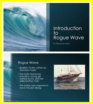 Rogue Wave Bundle - 7th Grade HMH Collections 1 HRW