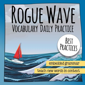 Rogue Wave Vocabulary Extension - HMH Collections