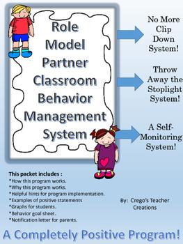 Role Model Partner Classroom Behavior Management System