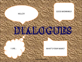 Role - Play and Acting Dialogues