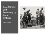 Role Playing and Discovery by Jerry Pinkney