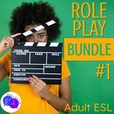 Role Plays for Adult ESL BUNDLE