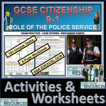 Role of the UK Police Force