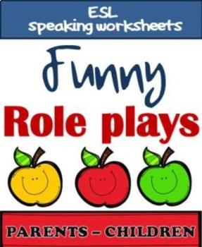 Role plays - PARENTS-CHILDREN