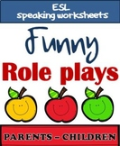 Role plays - PARENTS-CHILDREN