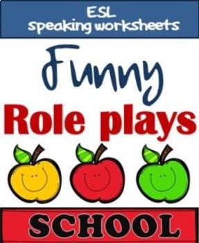 Role plays - SCHOOL