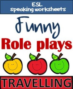 Role plays - TRAVELLING