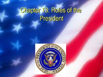 Roles Of A President