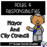 Social Studies: Roles and Responsibilities of the Mayor an