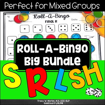 Roll A Bingo BUNDLE!  Value!!