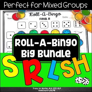 Roll A Bingo BUNDLE!  Value!!