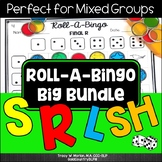 Roll A Bingo BUNDLE!  Value!! #Sept2018SLPMustHave
