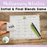 Initial & Final Blends: Game | Orton-Gillingham Activities