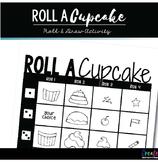 Roll A Cupcake - Dice Game