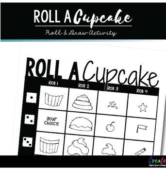 Roll A Cupcake - Dice Game