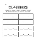 Roll A Difference