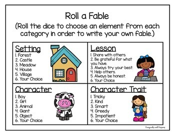 Roll A Fable