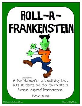 Roll-A-Frankenstein