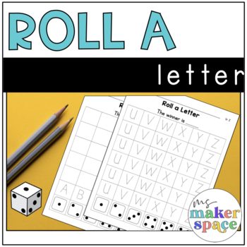 Roll A Letter