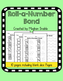 Roll-A-Number-Bond- Common Core Aligned- ENY Supplement