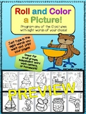 Roll A Picture - Program with Your Own Sight Words!