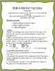 Roll A Pie Thanksgiving Math Fluency Game