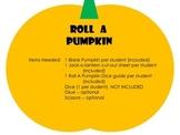 Roll A Pumpkin