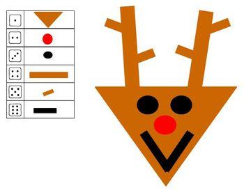 Roll A Rudolph