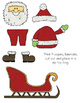 Roll A Santa Game