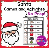 Roll A Santa and activities