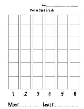 Roll A Seed {A Pumpkin Math Center}
