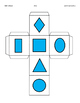 Roll A Shape Game Activity