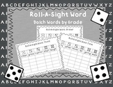 Roll-A-Sightword Dolch by Grade