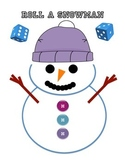 Roll A Snowman: 16 Differentiated Games for Number Rec. an