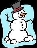 Roll A Snowman - A holiday math activity/ game