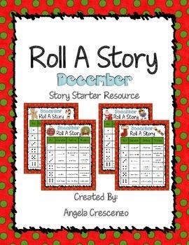 Roll A Story - December