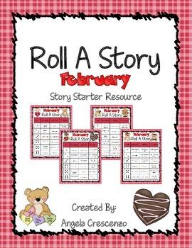 Roll A Story - February