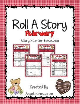 Roll A Story - February