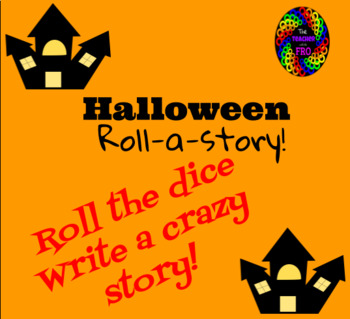 Roll A Story (Halloween Edition)