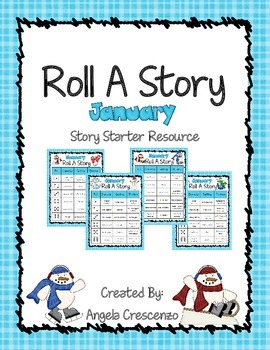 Roll A Story - January