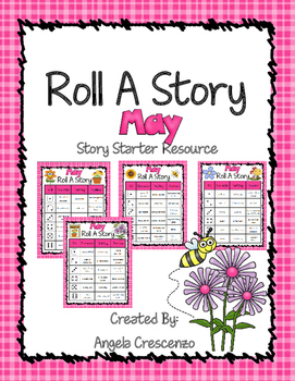 Roll A Story - May