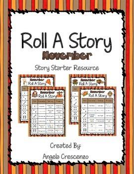 Roll A Story - November