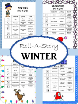 Roll-A-Story WINTER (Short Story Writing)