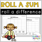 Roll A Sum & Roll A Difference