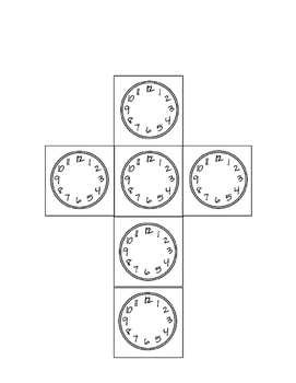 Roll A Time Clock Game