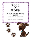Roll A Word! A Fun Sight Word Game!