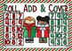 Roll, Add & Cover- Christmas Theme