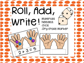 Roll, Add, Write